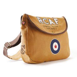 RCAF Tan Shoulder Bag