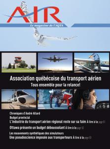Magazine Aviation Jamais Sans Ailes
